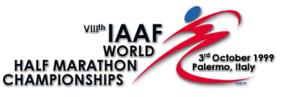 1999 IAAF World Half Marathon Championships - Image: Whmc logo 1999