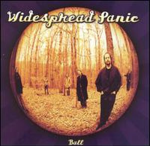 Ball (Widespread Panic album) - Image: Widespread Panic Ball