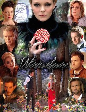 Winterthorne - Cast of Winterthorne (Clockwise from upper left: Gati, Madison, Gray, Caruso, Thrower, Lavoisier, Madison and Caruso, Spirtas, Storms and Thomson)