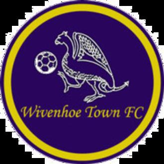 Wivenhoe Town F.C. - Image: Wivenhoe Town F.C. logo