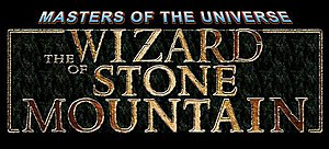 The Wizard of Stone Mountain - Image: Wizard logo 01
