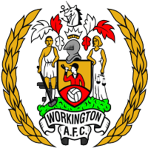 Workington A.F.C. - Image: Workington AFC