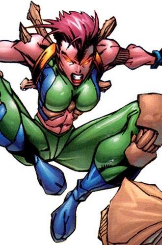Marrow (comics) - Image: X Men Marrow