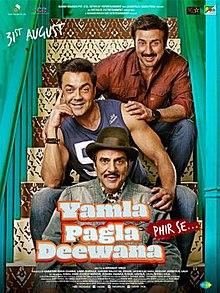Yamla Pagla Deewana Phir Se Full Movie Download