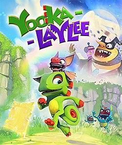 Yooka Laylee, el truño-juego que triunfa entre los gays