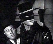 Image result for Zorro cast 1957