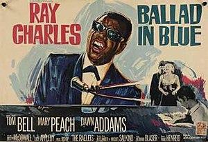 "Ballad in Blue - Image: ""Ballad in Blue"" (1964)"
