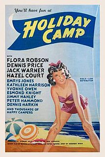<i>Holiday Camp</i> (film) 1947 film by Ken Annakin