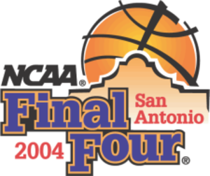 2004 NCAA Division I Men's Basketball Tournament - 2004 Final Four logo