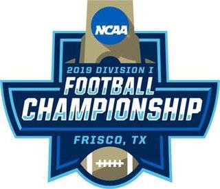 2019 NCAA Division I Football Championship Game Postseason college football game