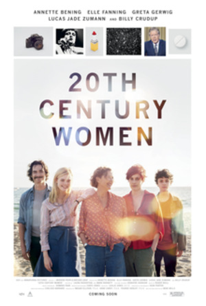 20th Century Women - Theatrical release poster