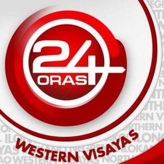 Ratsada 24 Oras - Titlecard as 24 Oras Western Visayas used until July 17, 2015.