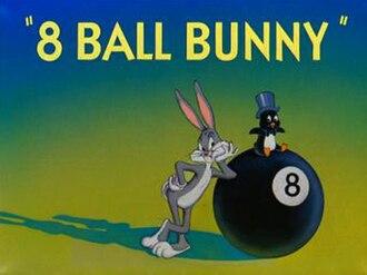 8 Ball Bunny - Image: 8 ball Bunny
