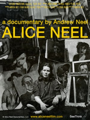 Alice Neel - Theatrical Poster for the documentary Alice Neel