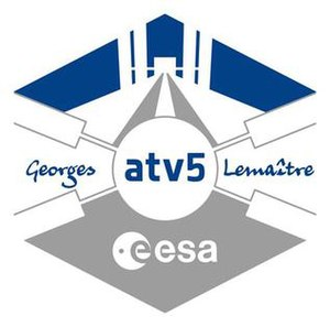 Georges Lemaître ATV - Image: ATV Georges Lemaitre