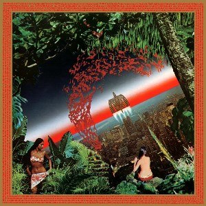 Agharta (album) - Image: Agharta album cover