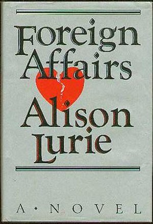 Foreign Affairs (novel) - 1984 first edition
