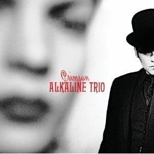 Crimson (Alkaline Trio album) - Image: Alkaline Trio Crimson cover