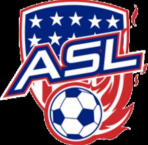 American Soccer League (2014) - Image: American Soccer League logo (2014)