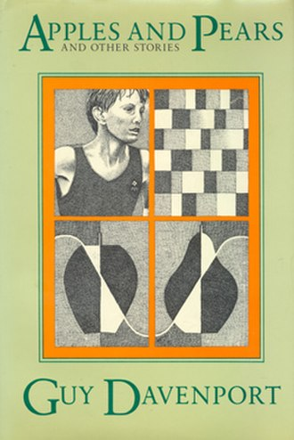 Guy Davenport - The cover of Apples and Pears by Guy Davenport