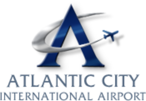 Atlantic City International Airport - Image: Atlantic City International Airport Logo