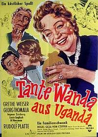 Aunt Wanda from Uganda
