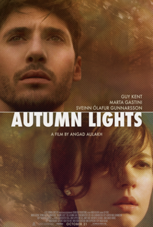 Autumn Lights - Theatrical release poster