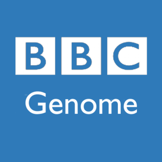 BBC Genome Project online database of BBC radio and television programme listings, from the Radio Times