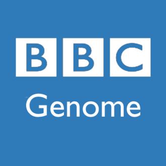 BBC Genome Project - BBC Genome Logo