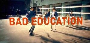 Bad Education (TV series) - Image: Bad education