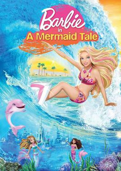 Picture of a movie: Barbie In A Mermaid Tale