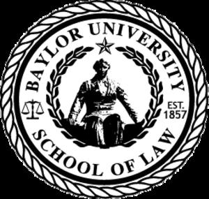 Baylor Law School - Image: Baylor Law School logo