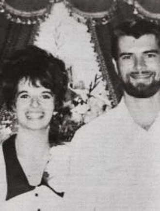 Cowden family murders - Portrait of Belinda and Richard Cowden