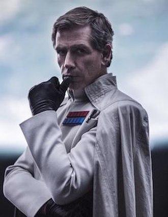 Orson Krennic - Ben Mendelsohn as Krennic in Rogue One.