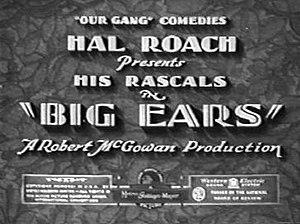 Big Ears - Image: Big ears TITLE