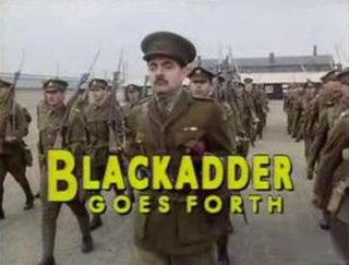 fourth series of the BBC sitcom Blackadder