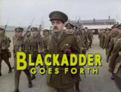 Picture of a TV show: Blackadder Goes Forth