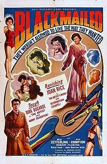 <i>Blackmailed</i> (1951 film)