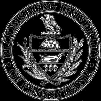 Bloomsburg University of Pennsylvania - Image: Bloomsburg University seal