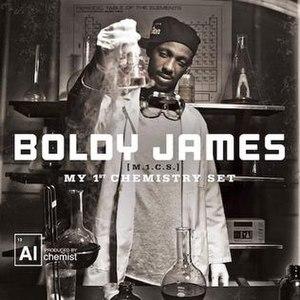 My 1st Chemistry Set - Image: Boldy James, My 1st Chemistry Set, front cover art, 2013