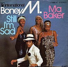 Boney M. — Ma Baker (studio acapella)