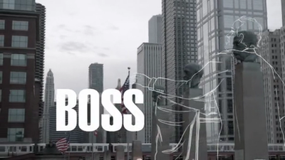 Picture of a TV show: Boss