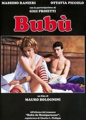 Bubù - Image: Bubu film