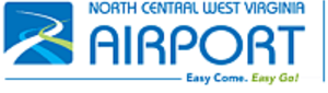 North Central West Virginia Airport - Image: CKB logo