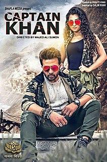 <i>Captain Khan</i> (film) 2018 film by Wajed Ali Sumon