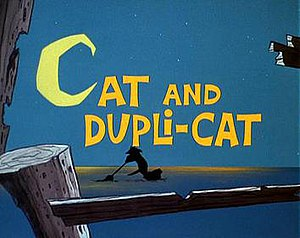 Cat and Dupli-cat - Cat and Dupli-cat title card