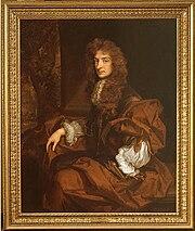 Sir Charles Sedley (portrait by Sir Godfrey Kneller)