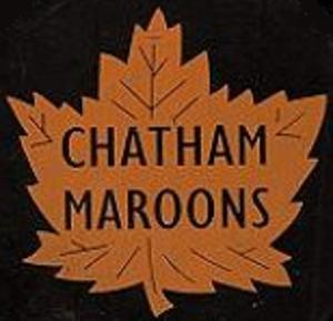 Chatham Maroons (IHL) - Image: Chatham Maroons (IHL)