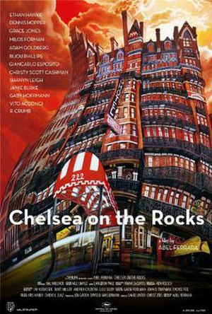Chelsea on the Rocks - Image: Chelseaonthe Rocks