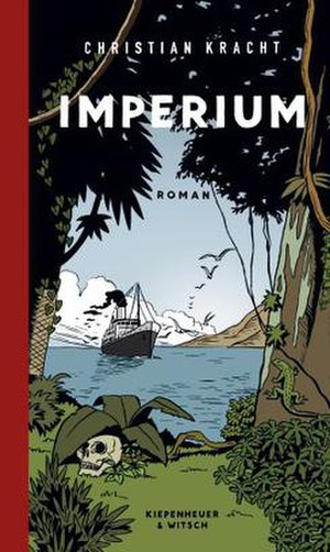 Imperium (Kracht novel) - First edition cover